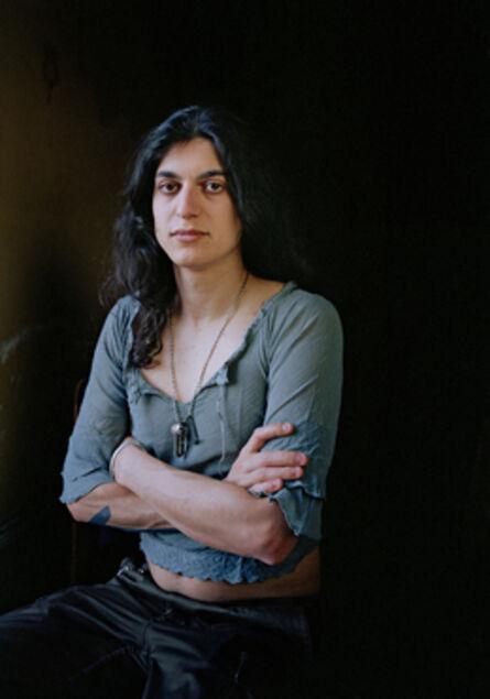 Jitka Hanzlová, 'Untitled (Leonardo)', 2007