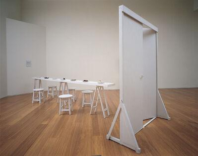 Victor Grippo, 'La comida del artista', 1991