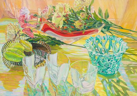 Janet Fish, 'Lattice Vase', 2001