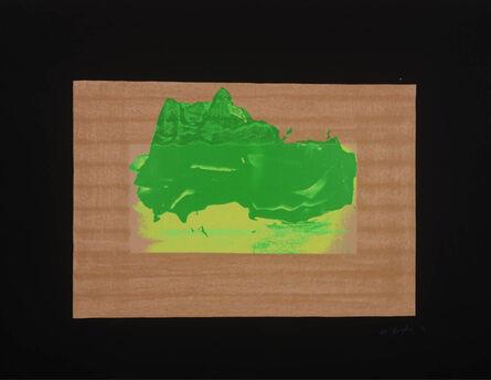 Howard Hodgkin, 'Indian Views Series – Plate D', 1971