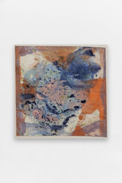 Jessica Warboys, 'Orange Winter', 2016
