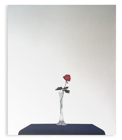 Michelangelo Pistoletto, 'La rosa', 1981