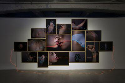Hu Weiyi 胡为一, 'Flirt', 2014