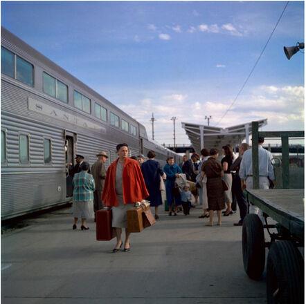 Vivian Maier, 'Santa Fe Railroad (VM19XXZ06776)', 1959