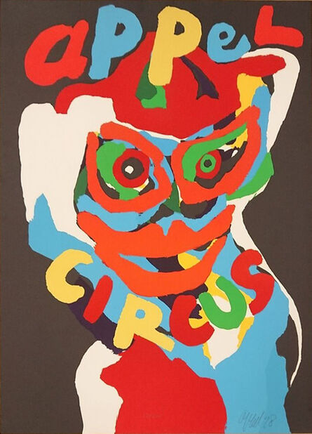 Karel Appel, 'Circus', 1978