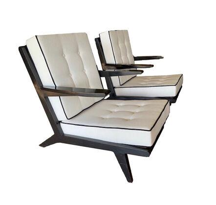 """Joaquim Tenreiro, '""""Sonámbula"""" lounge chairs by Joaquim Tenreiro ca 1958', ca. 1958"""