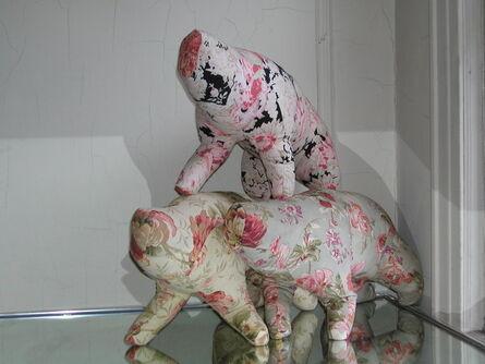 Richard Saja, ' Protobolster Floral Trio ', 2008