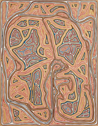 James Siena, 'Non-Slice', 2004