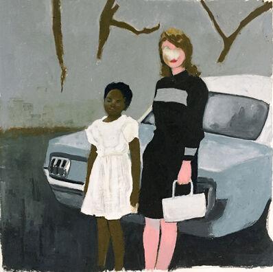 Mercedes Helnwein, 'Laney', 2016