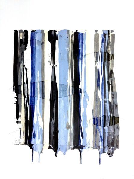Raul de la Torre, 'FILS I COLORS 169 (framed)', 2013