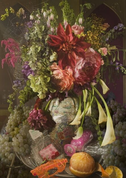 David LaChapelle, 'Risk Flower', 2011