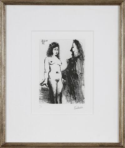 Pablo Picasso, '21 June 1968 IV', 1968