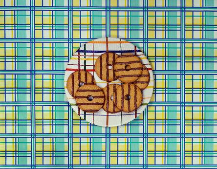 Sandy Skoglund, 'Cookies on a Plate', 1978