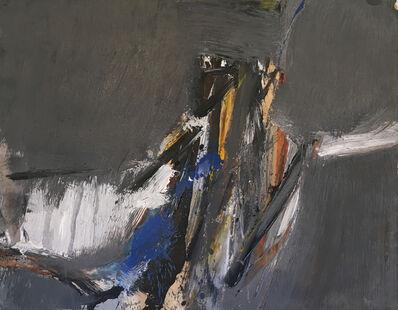 Budd Hopkins, 'Untitled Study', 1963
