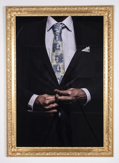 Gerald Machona, 'Keep Calm and Untie the Noose I', 2015