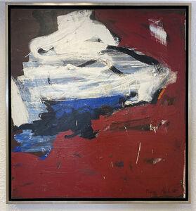 Mary Abbott, 'Untitled (Swann at Nîmes)', ca. 1956