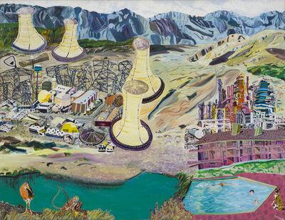 Olive Ayhens, 'Nature's Sanctuary', 1992