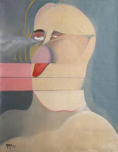 Rodolfo Opazo Bernales, 'Cabeza', 1983