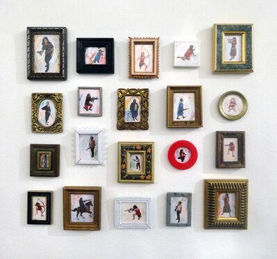 Carol K. Brown, 'Las Conquistadores - Set of 20', 2012