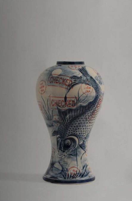 """Bui Cong Khanh, ''Untitled 4' from """"Is this an authentic object?' series', 2010"""