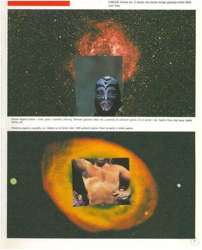 Igor Stevanovic, 'Demiurge, Creation of the Universe', 2020