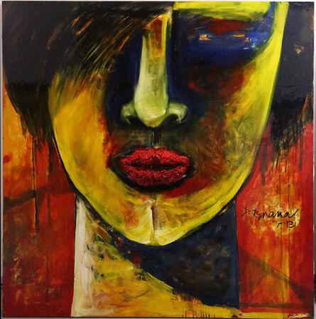 P Gnana, 'Kiss of Love', 2013