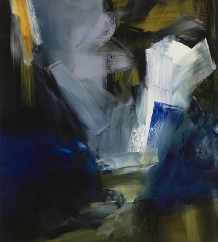 Elise Ansel, 'Woman with a Balance IV', 2020