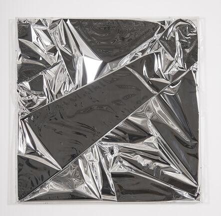 Nina Surel, 'Mylar Silver 2', 2017
