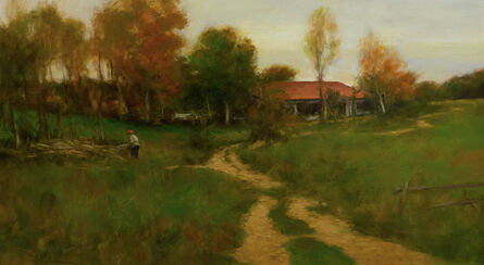 Dennis Sheehan, 'The Farmer's Road', ca. 2016