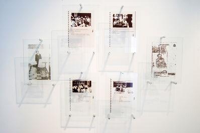 Voluspa Jarpa, 'Leer el tiempo', 2015