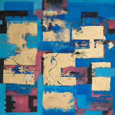 Carol Massa, 'Reflections of Naples', 2016