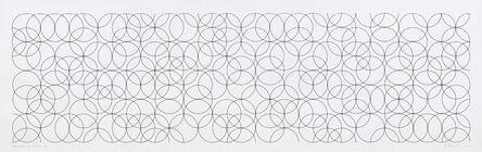 Bridget Riley, 'Composition With Circles 2', 2001