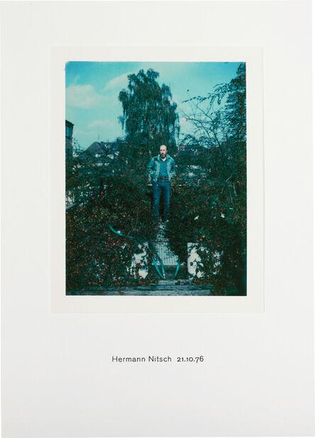 Richard Hamilton, 'Polaroid Portrait, Hermann Nitsch 21.10.76', 2010