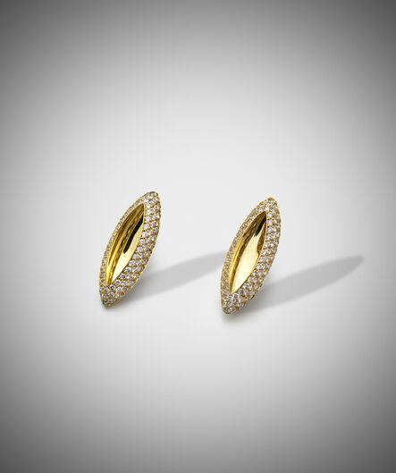 Anish Kapoor, 'Torpedo Earrings, Small', 2011