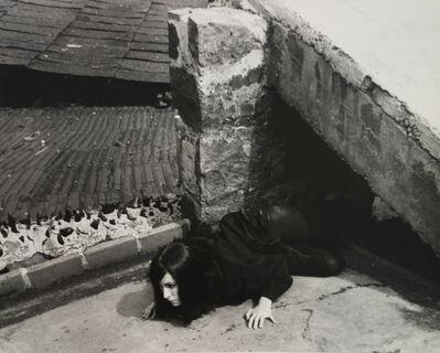 Kati Horna, 'Historia de un Vampiro. Sucedió en Coyoacán, Coyoacán, Ciudad de México', 1962