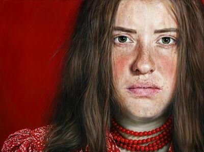 Arina Gordienko, 'Life In Crimson Flame', 2021