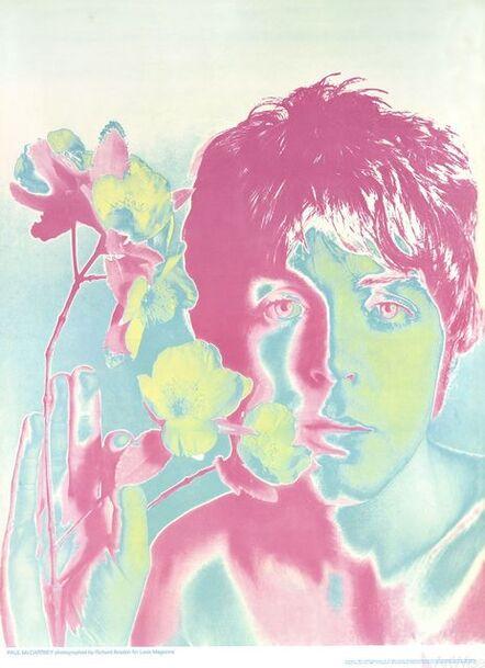 Richard Avedon, 'Paul McCartney', 1967