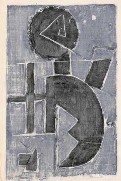 Sam Glankoff, 'Untitled (pale green)', 1950-1960