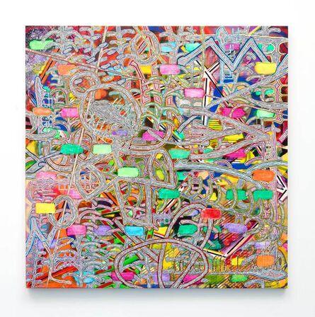 Steven Charles, 'blanwhchtr', 2016