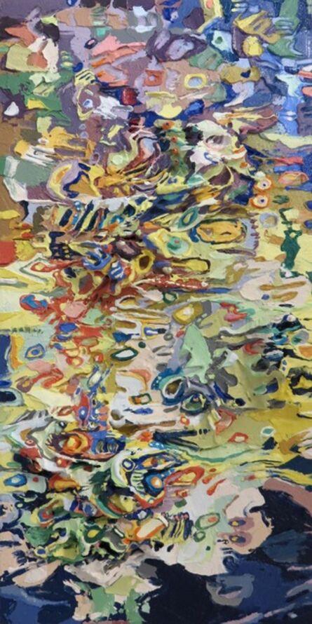 Anne Kagioka Rigoulet, 'Reflection k-h-6', 2017