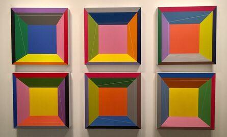 Kazumi Yoshida, 'Barragan Series, 1-6', 2017