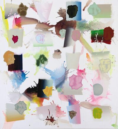 Olaf Quantius, 'Untitled (sudoku)', 2016
