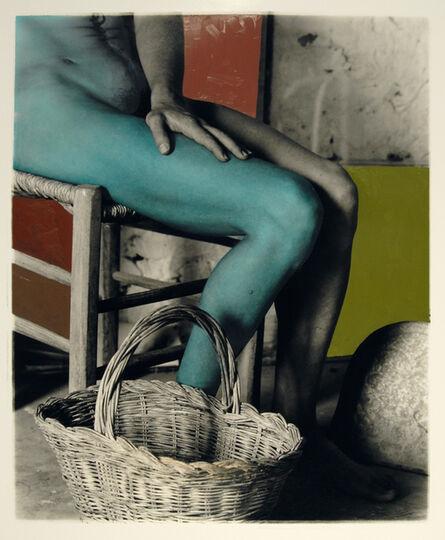George Woodman, 'Nancy with a Green Leg', 2005