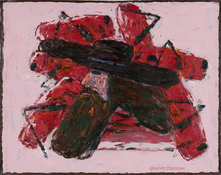Gaylen Hansen, 'Kernal and Grashoppers', 2010