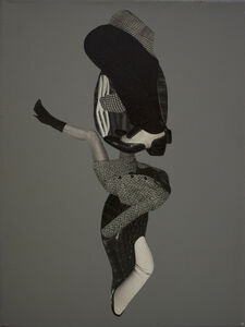 Alejandra Padilla, 'Angeles de Luz -Melanie', 1996