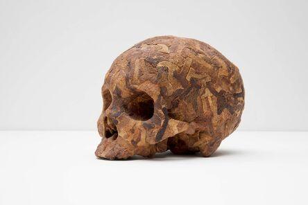 Tom Phillips, 'Skull: The Peeler', 1998