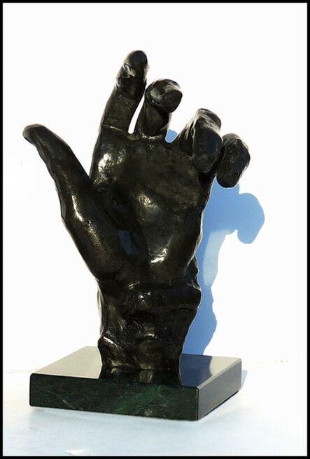 Auguste Rodin, 'Left Hand', 1885-1886