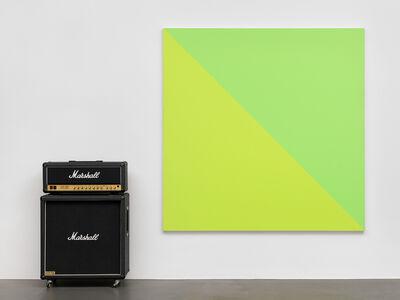 John M. Armleder, 'Untitled, FS 245', 1990