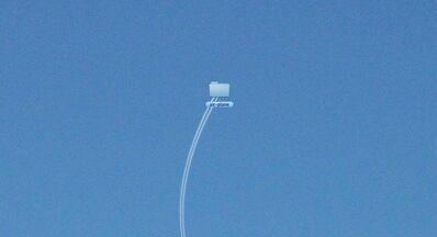 Lin Ke 林科, 'Air Plane', 2010