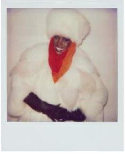 Andy Warhol, 'Andy Warhol, Polaroid Photograph of Grace Jones, 1984', 1984